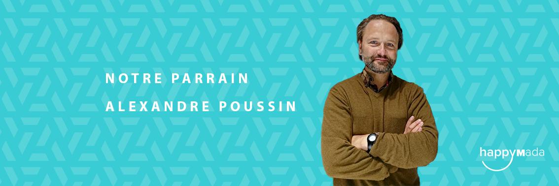 Notre parrain Alexandre Poussin