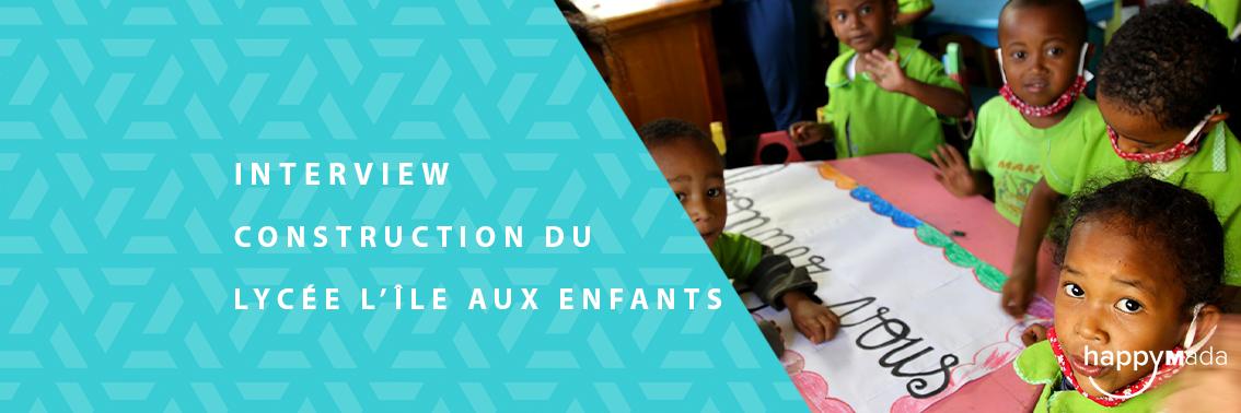 Du Côté des associations – Construction Du Lycée l'Île Aux Enfants