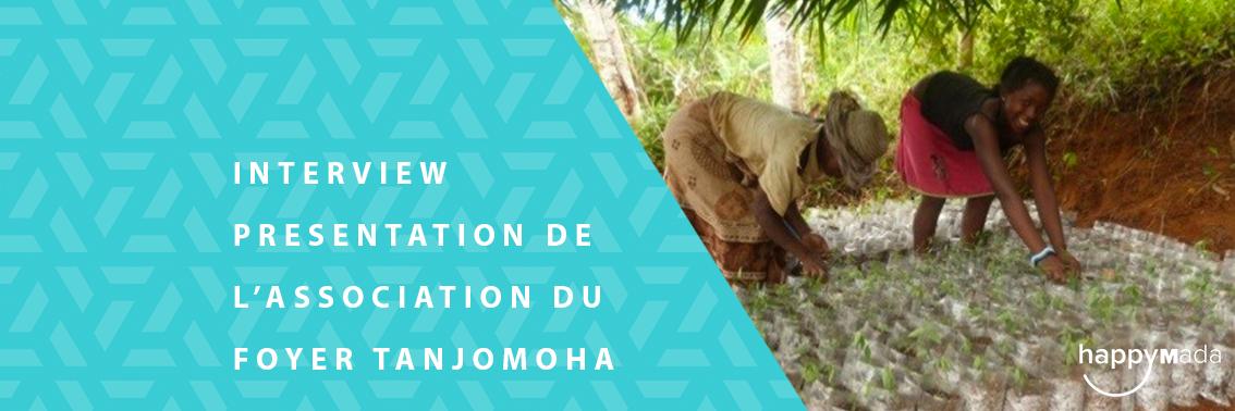 Du Côté des associations – Présentation de l'Association du Foyer Tanjomoha