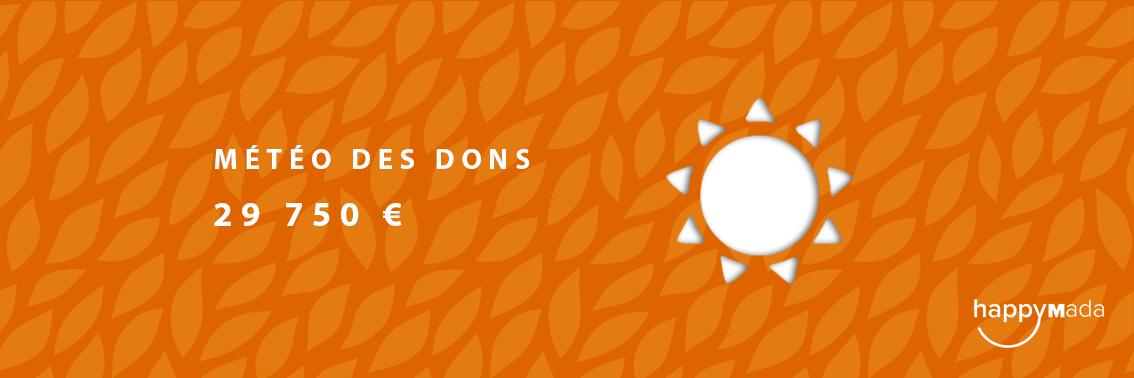 Happy Donateurs – La Météo Des Dons