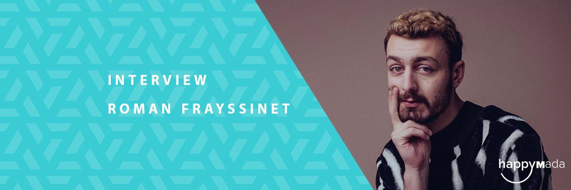 Mots des parrains – Roman Frayssinet